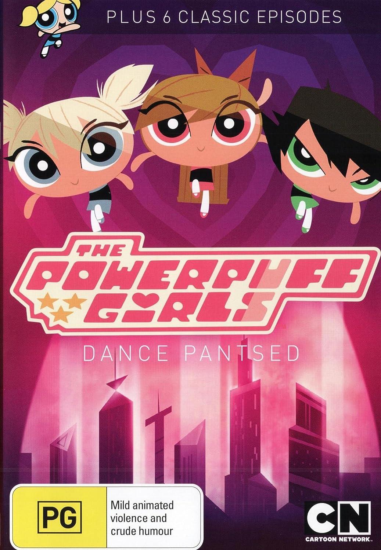 Amazon.com: The Powerpuff Girls: Dance Pantsed [NON-USA Format / PAL /  Region 4 Import - Australia]: David Smith: Movies & TV