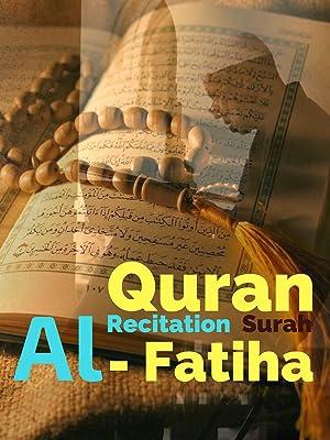 Amazon com: Watch Quran Recitation Surah Al - Fatiha | Prime Video
