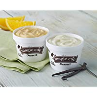 Hormel Healthlabs Magic Cup Fortified Nutrition Dessert Cup Variety Pack (Vanilla, Chocolate, Butter Pecan, Wild Berry…