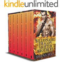 Billionaire Dragon Shifter Brothers: A Contemporary Paranormal Romance Collection