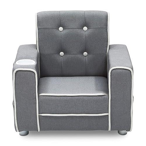 Delta Children Chelsea Kids Upholstered Chair