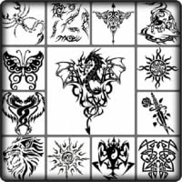 Best Tattoo Coloring Art Book For Kids and Adults