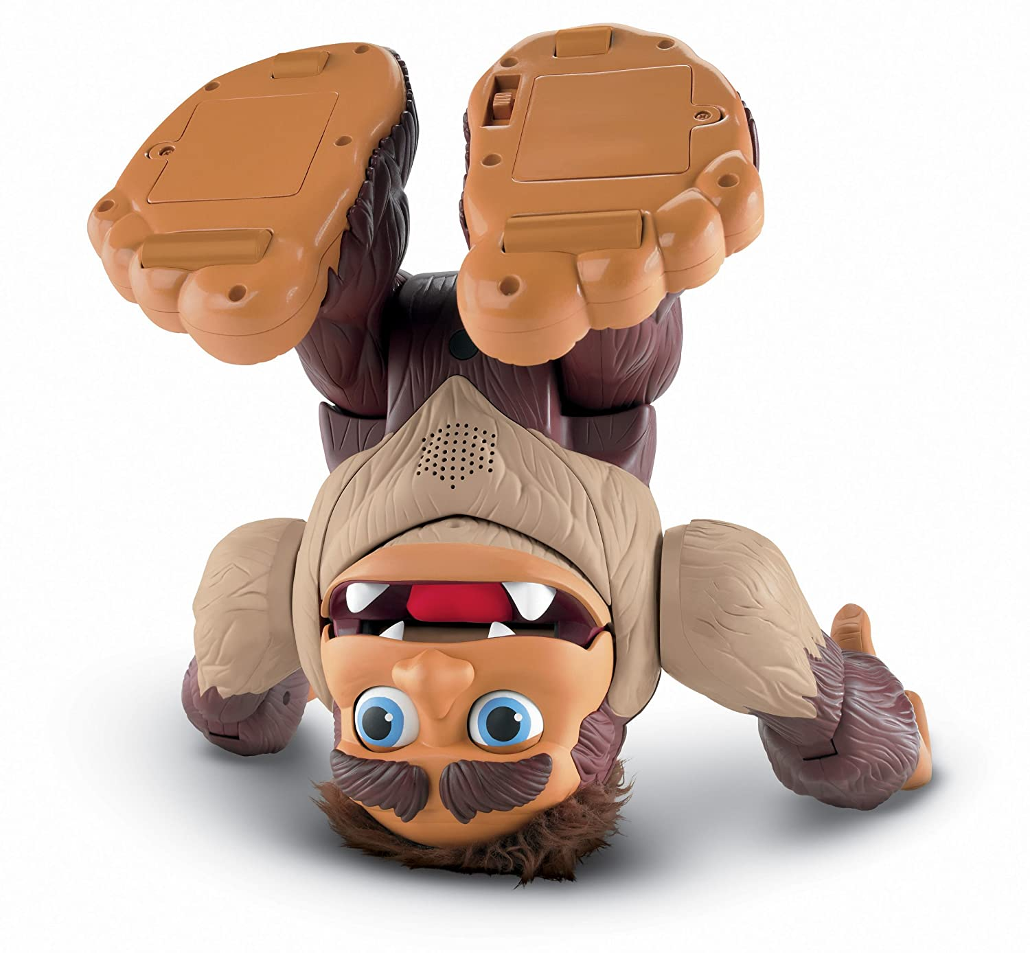 Amazon.com: Fisher-Price Imaginext Big Foot The Monster: Toys \u0026 Games