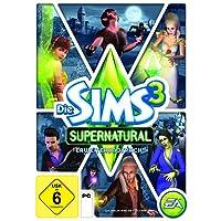 Die Sims 3: Supernatural Erweiterungspack [PC/Mac Online Code]