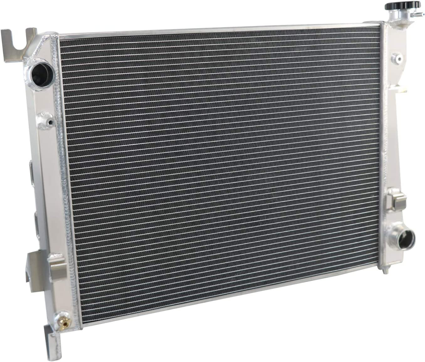 3 Row Radiator For Dodge Ram 1500 2500 3500 Pickup 5.7L Hemi V8 2003-2009 06 08