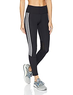 f07c2c0a053287 Amazon.com : adidas Women's Training High Rise Long Tights : Clothing
