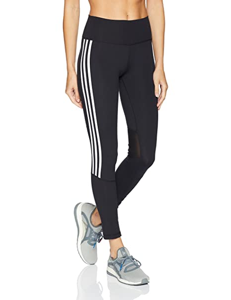 adidas Women's Training Believe This High Rise 3 Stripe 78 Tights
