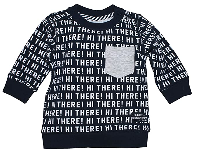 Feetje Baby-Jungen Shirt T-Shirt mit Alloverprint