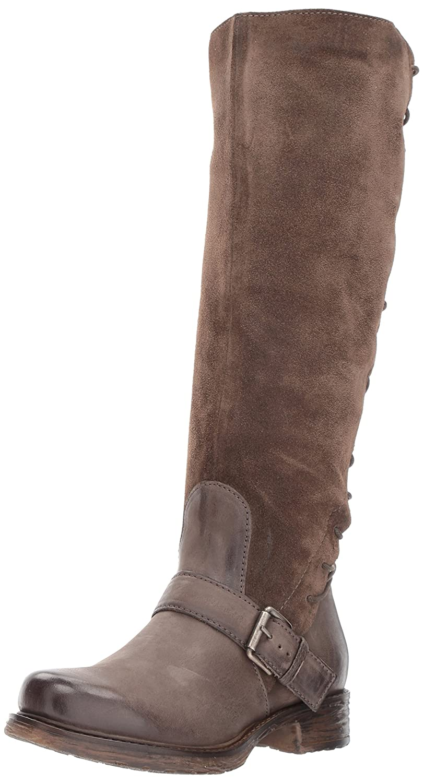 Miz Mooz Women's Nichola Fashion Boot B06XP62ZPG 41 M EU (9.5-10 US)|Rock
