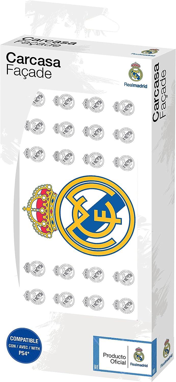 Subsonic - Carcasa Intercambiable, Con Licencia Oficial Real Madrid (Playstation 4): Amazon.es: Videojuegos