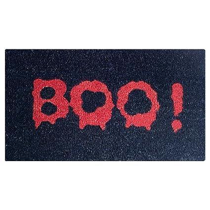 Halloween Boo Door Mat