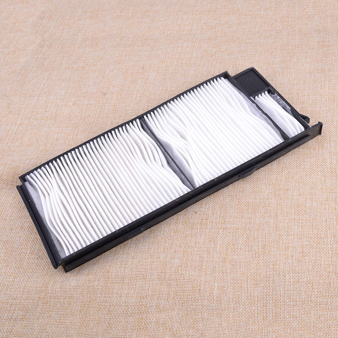 CITALL 2Pcs Cabin Air Filter Fit for Toyota Land Cruiser Lexus LX470 V8 4.7L