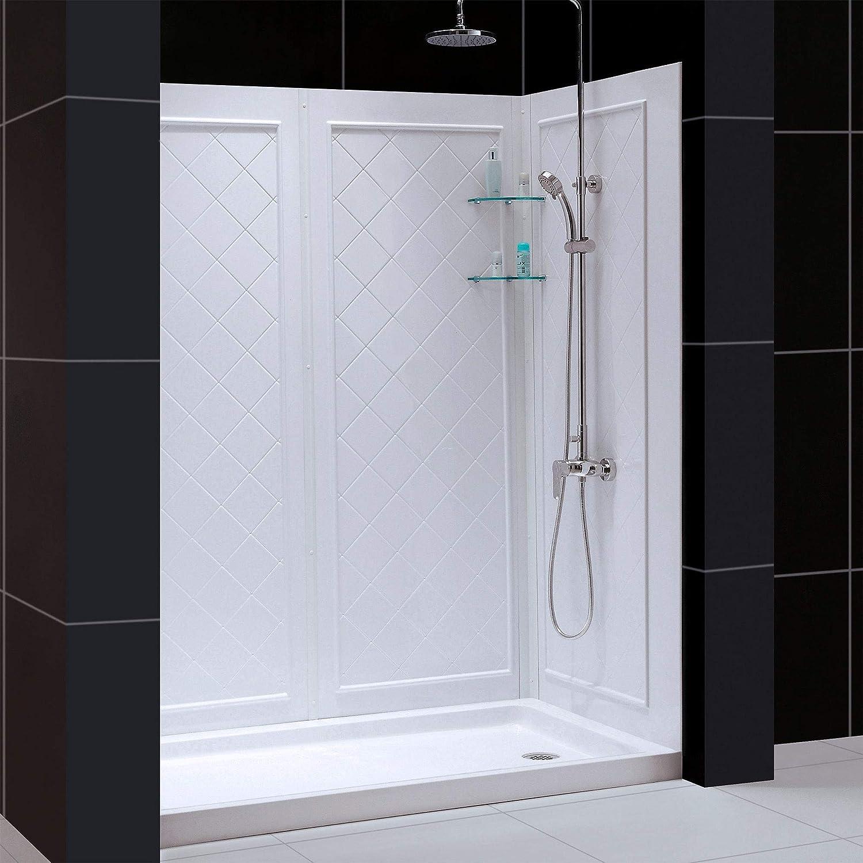 Dreamline Slimline 30 X 60 Single Threshold Shower Base Right Hand
