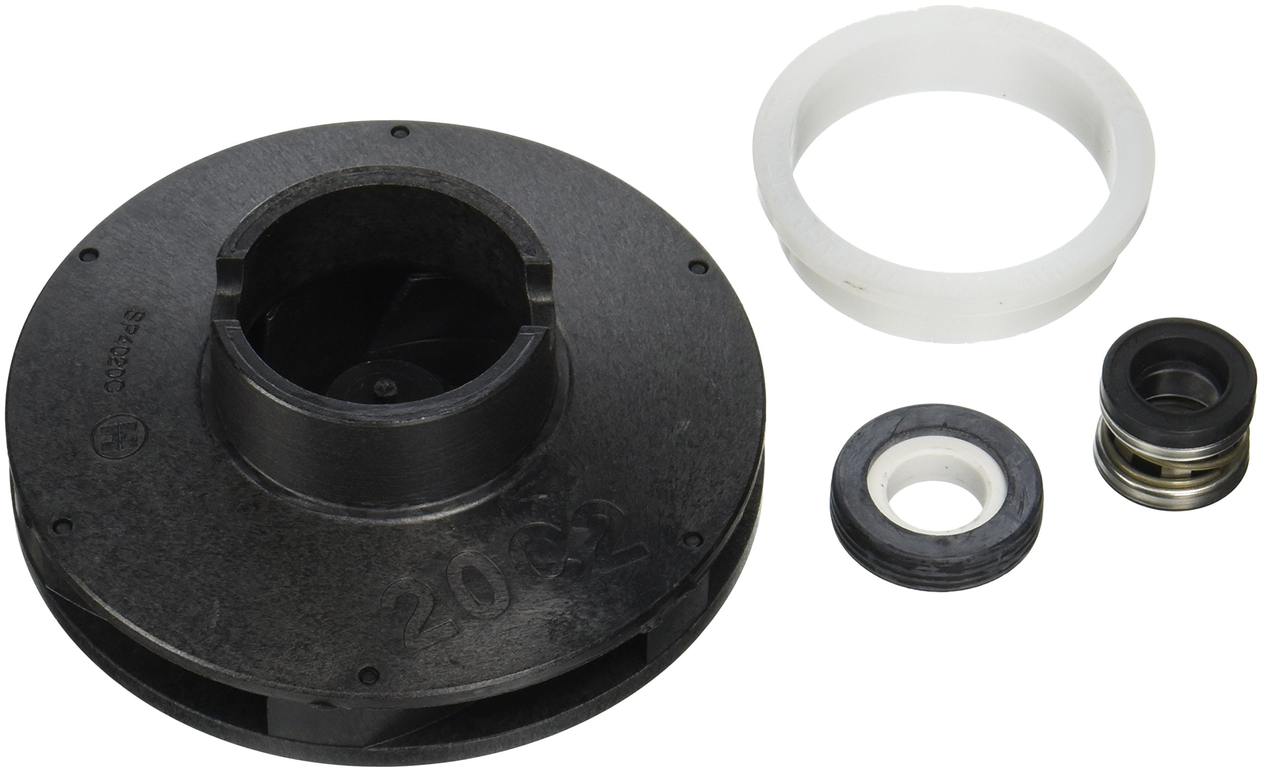Hayward SPX4020CKIT 2-Horsepower Impeller Assembly with Ring and Seal Replacement Kit for Select Hayward Pump