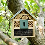 Niteangel Natural Wooden Insect Hotel Bee Bug