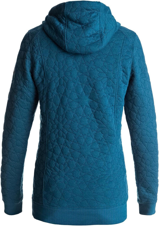 Roxy Dipsy ERJFT03551 - Felpa con cappuccio da donna Bleu - Ink Blue