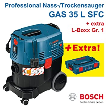 aspirateur bosch pro eau et poussiere solides liquides gas 35 l afc. Black Bedroom Furniture Sets. Home Design Ideas