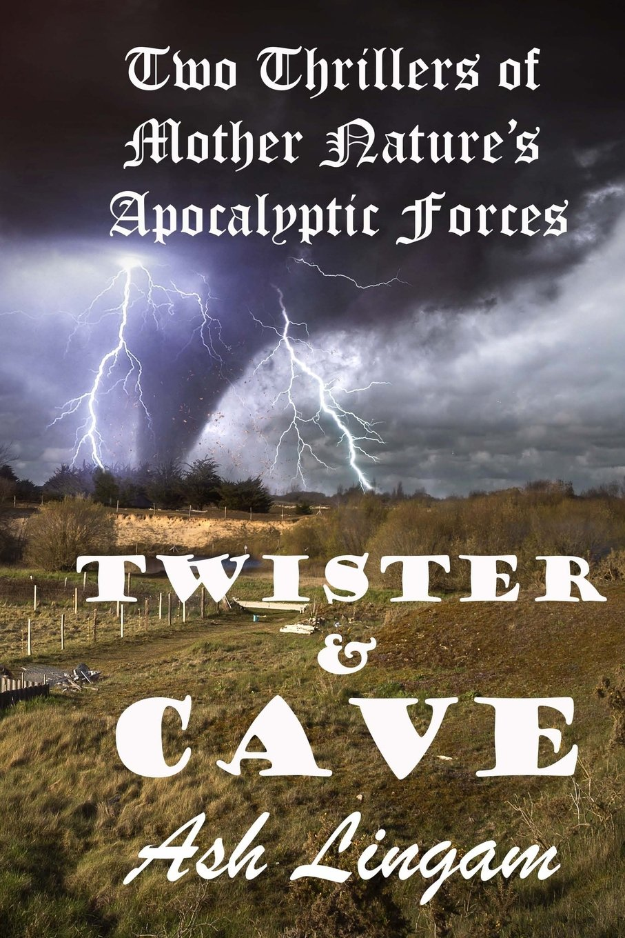 Download Twister & Cave: Three Thrillers of Mother Nature's Power pdf epub