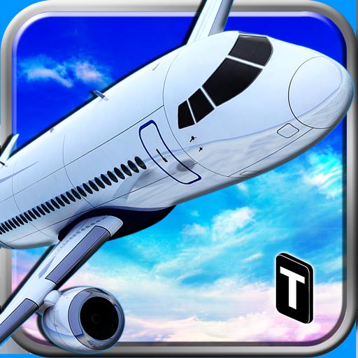 JUMBO JET PARKING 3D (Jumbo Jet Landing)