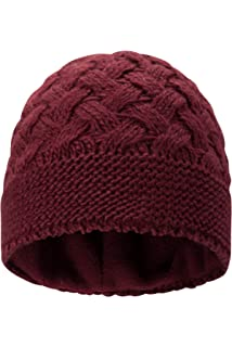c6b4f002c Surprizeshop Women's Adjustable Quilted Winter Golf Cap, Purple, One ...