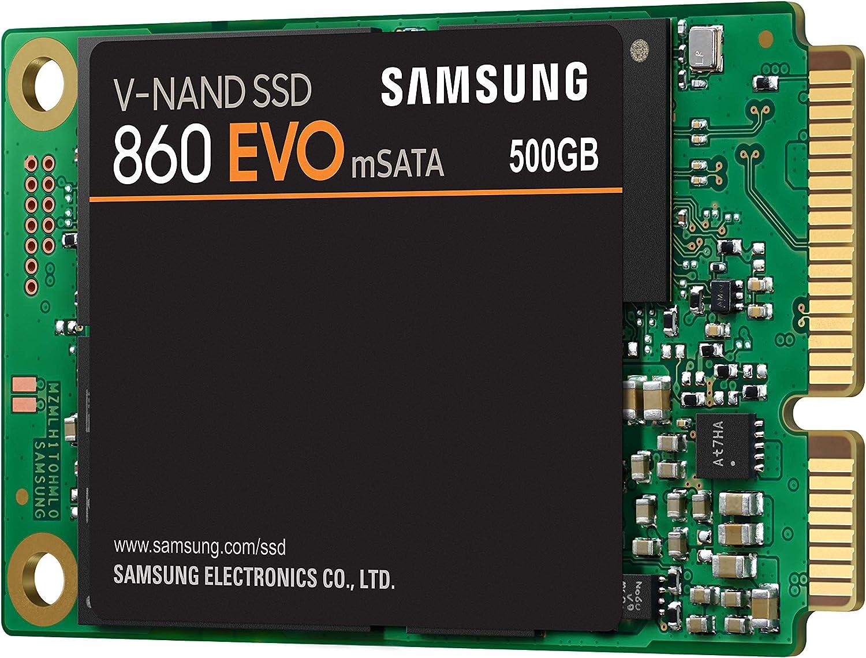 MZ-M6E500 unidad de estado sólido mSATA 500 GB SATA V-NAND MLC ...