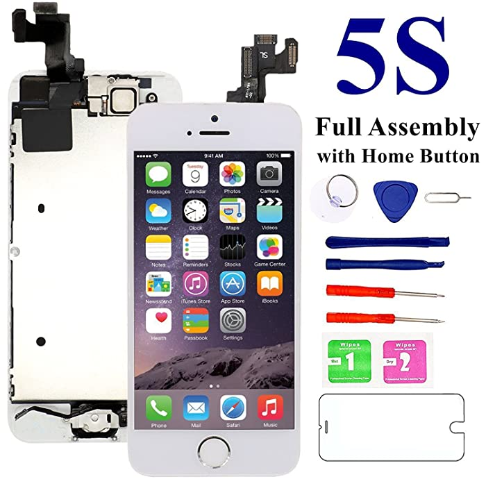Top 9 Iphone 5S Home Button Repair