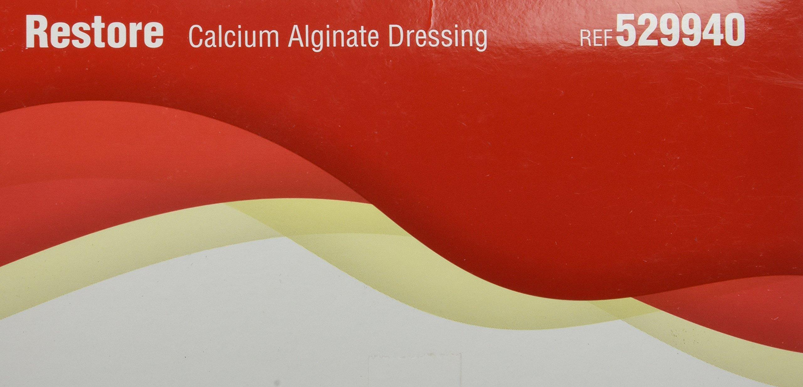 "Hollister Restore Calcium Alginate Dressing - 12"" Rope Box of 5 - Hol529940_Bx"