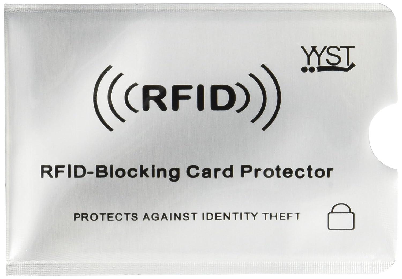 0b336164d462 10 X Rfid Blocking Passport Secure RFID Sleeve Protector Holder Case  Shields Anti Theft