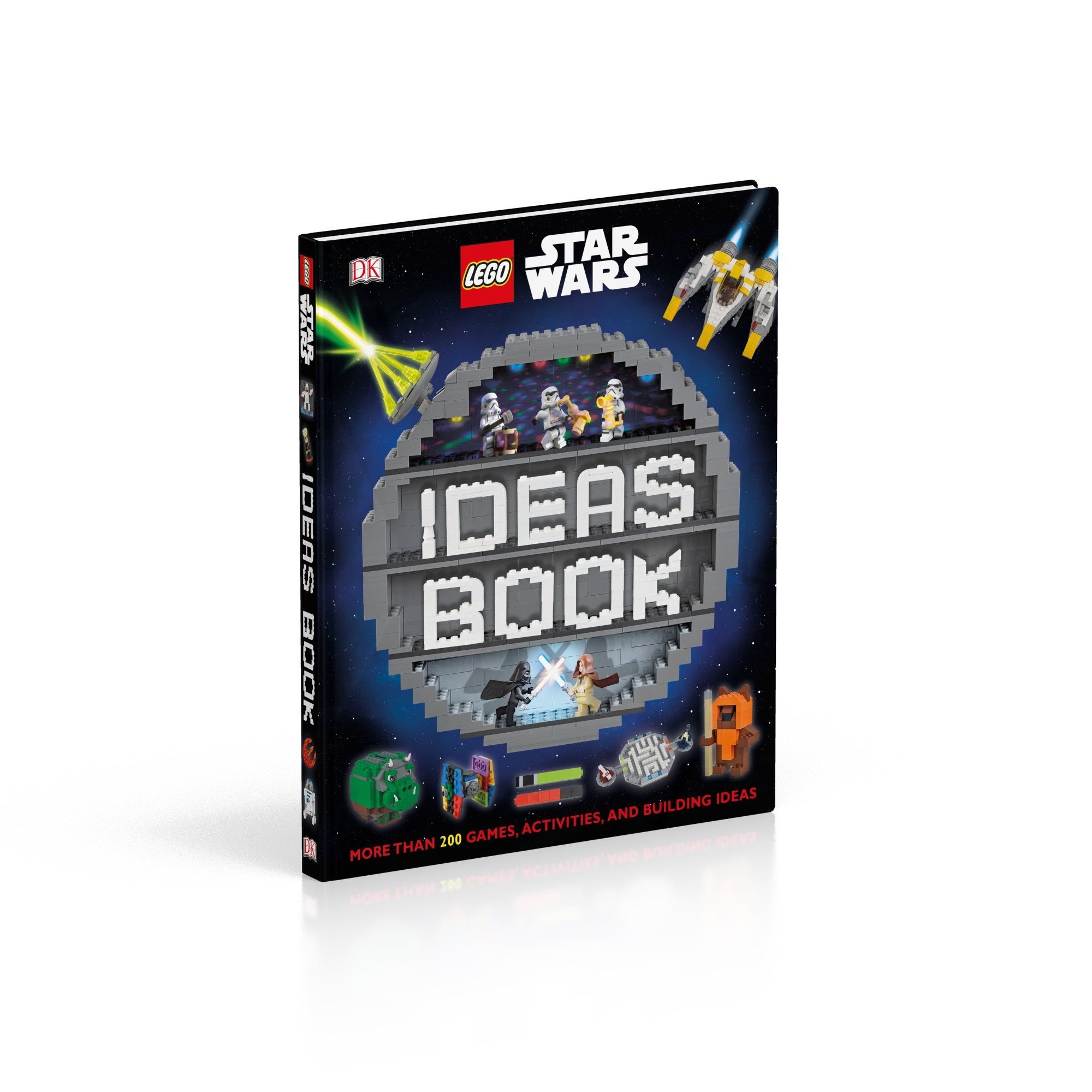 Lego Star Wars Ideas Book More Than 200 Games Activities And