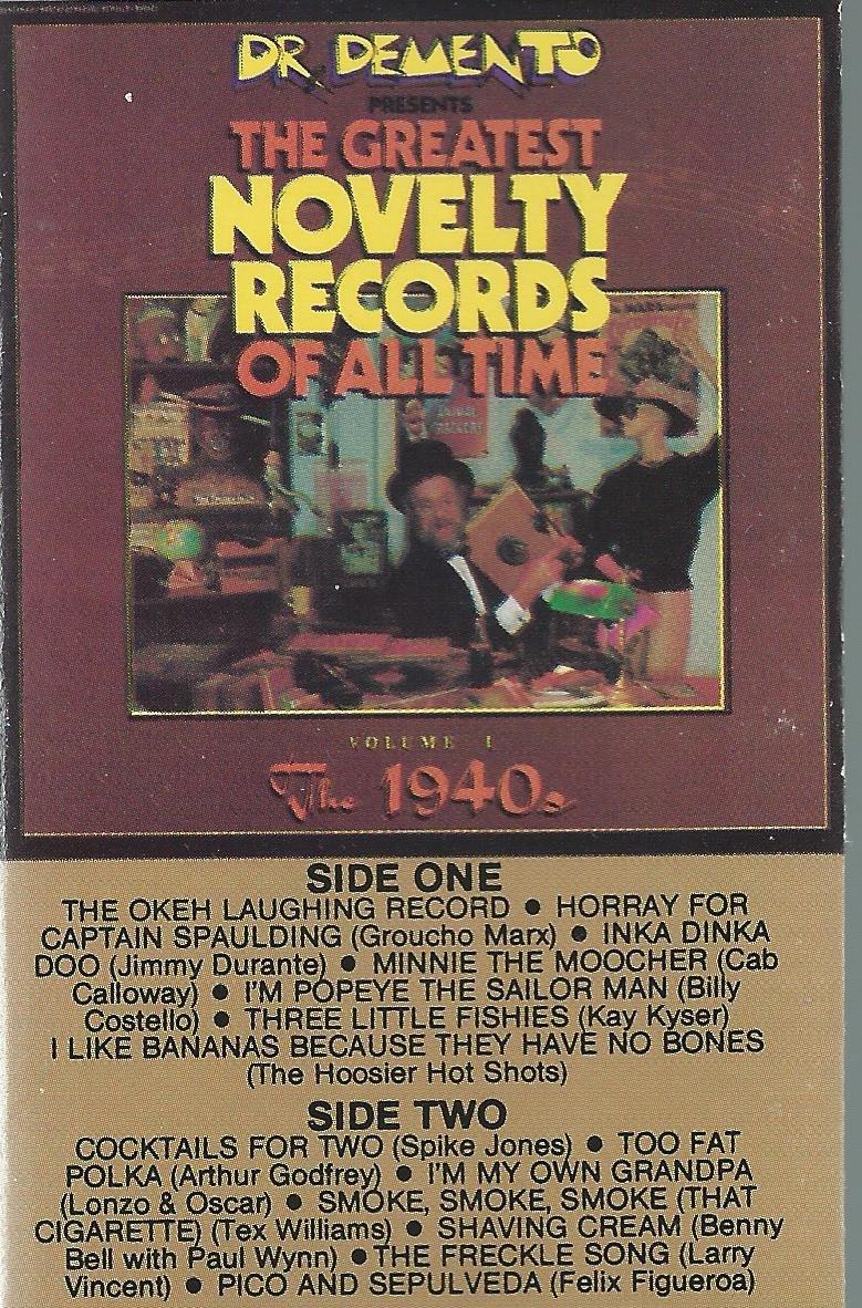 Greatest Novelty Records Vol 01-1940