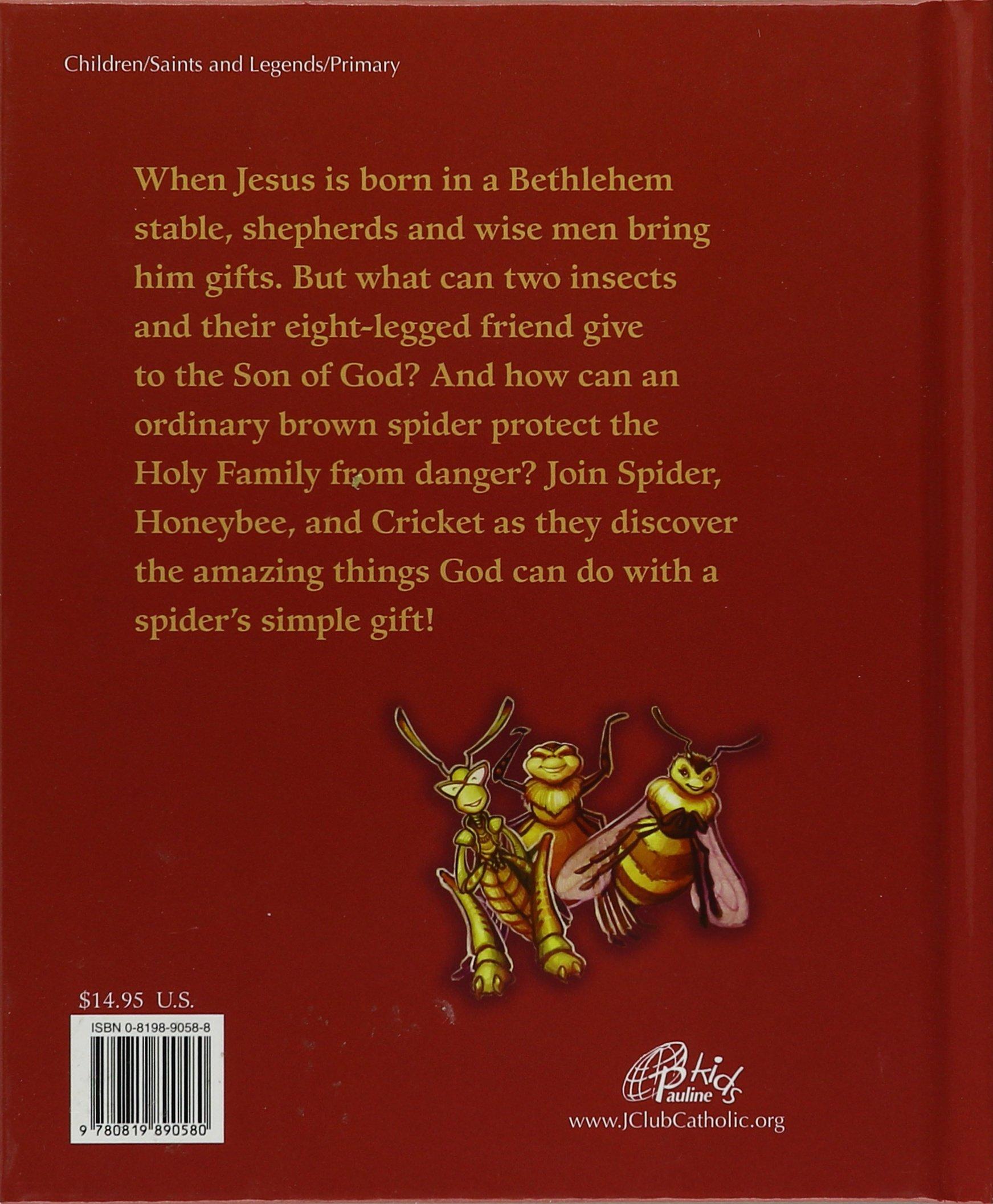 amazon com spider u0027s gift a christmas story 9780819890580