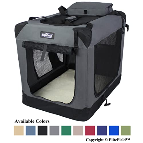 soft sided dog crate large