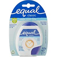 Equal Classic Zero Calorie Sweetener 300 Tablets, 25.5 g