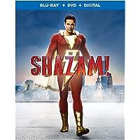 Shazam! (BIL/BD) [Blu-ray]