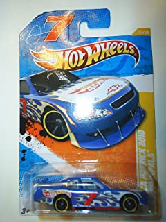 2011 Hot Wheels NASCAR DANICA PATRICK 2010 CHEVY IMPALA HW PREMIERE 37 of 50, #