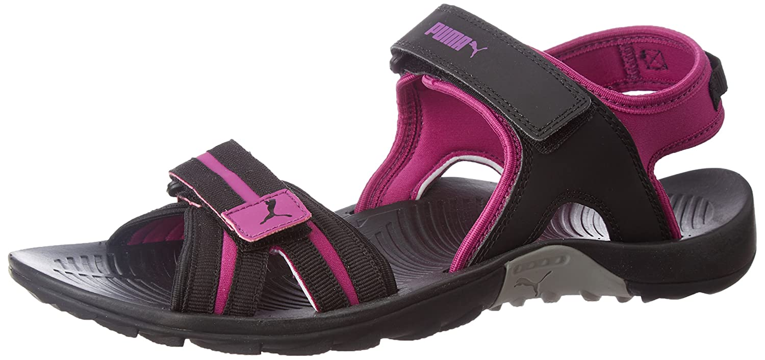 8ddf06fd2512 Puma Women s Dp Athletic and Outdoor Sandals  Amazon.in  Shoes   Handbags