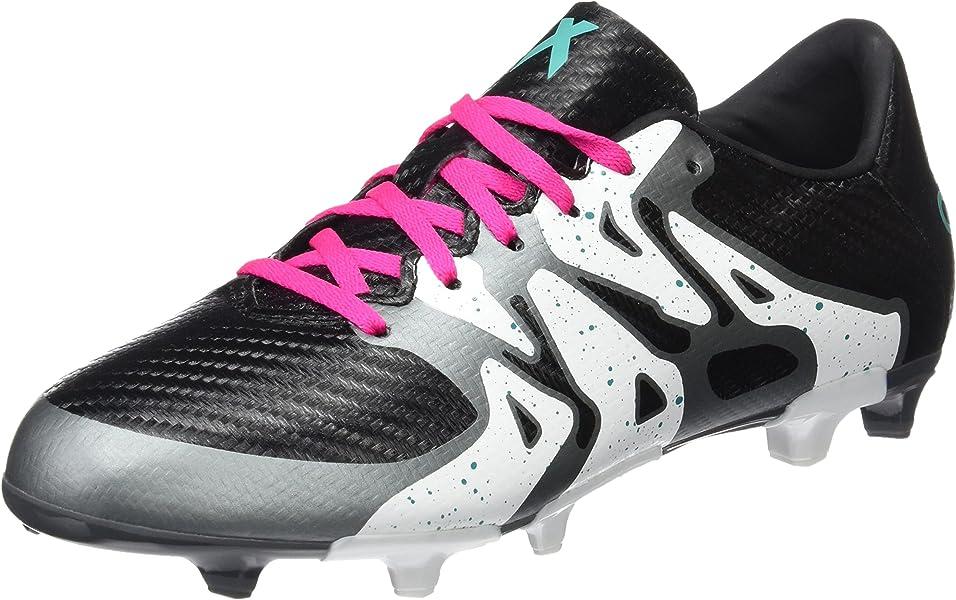 separation shoes 228da 9ce57 adidas Performance Boys ACE 15.3 FG AG Junior Football Boots - 5 Black