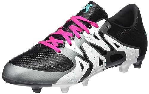 adidas X 15.3 FG/AG J, Chaussures de Football Mixte Bébé, 29 EU