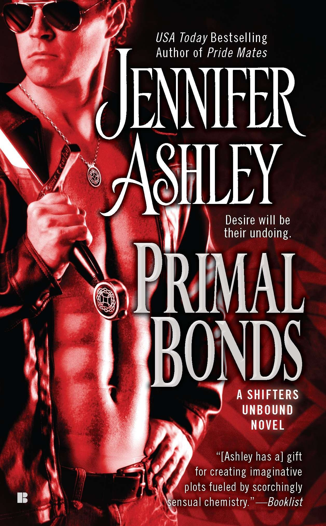 Download Primal Bonds (Shifters Unbound, Book 2) pdf epub