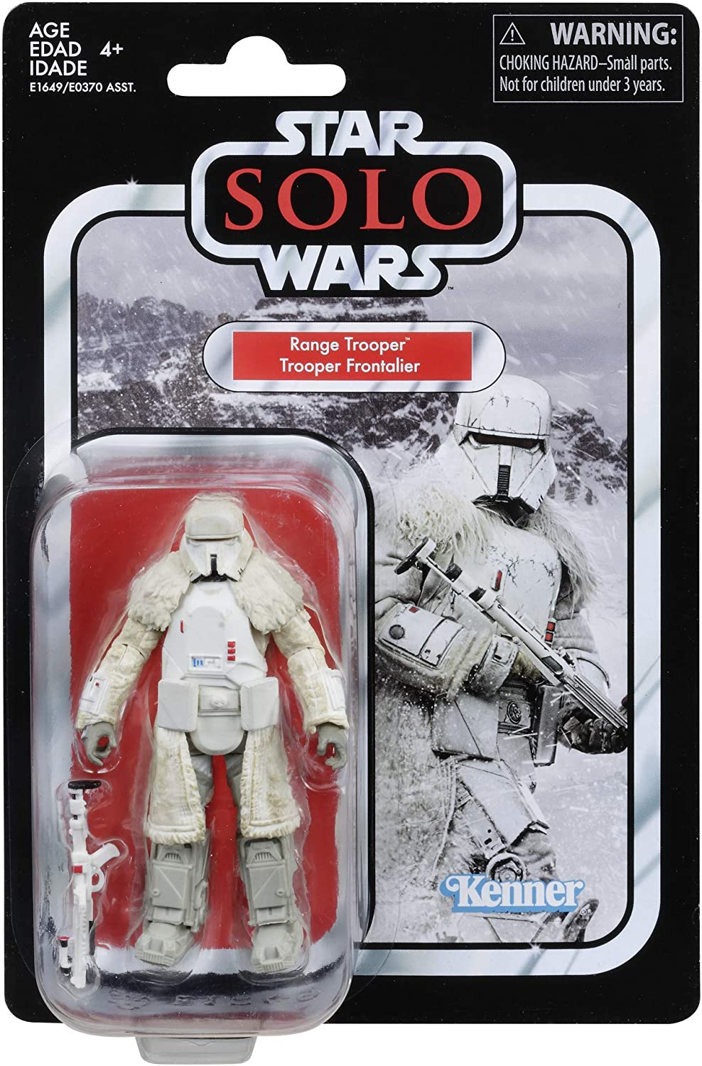 Star Wars The Vintage Collection Range Trooper Solo Story Action Figure NEW
