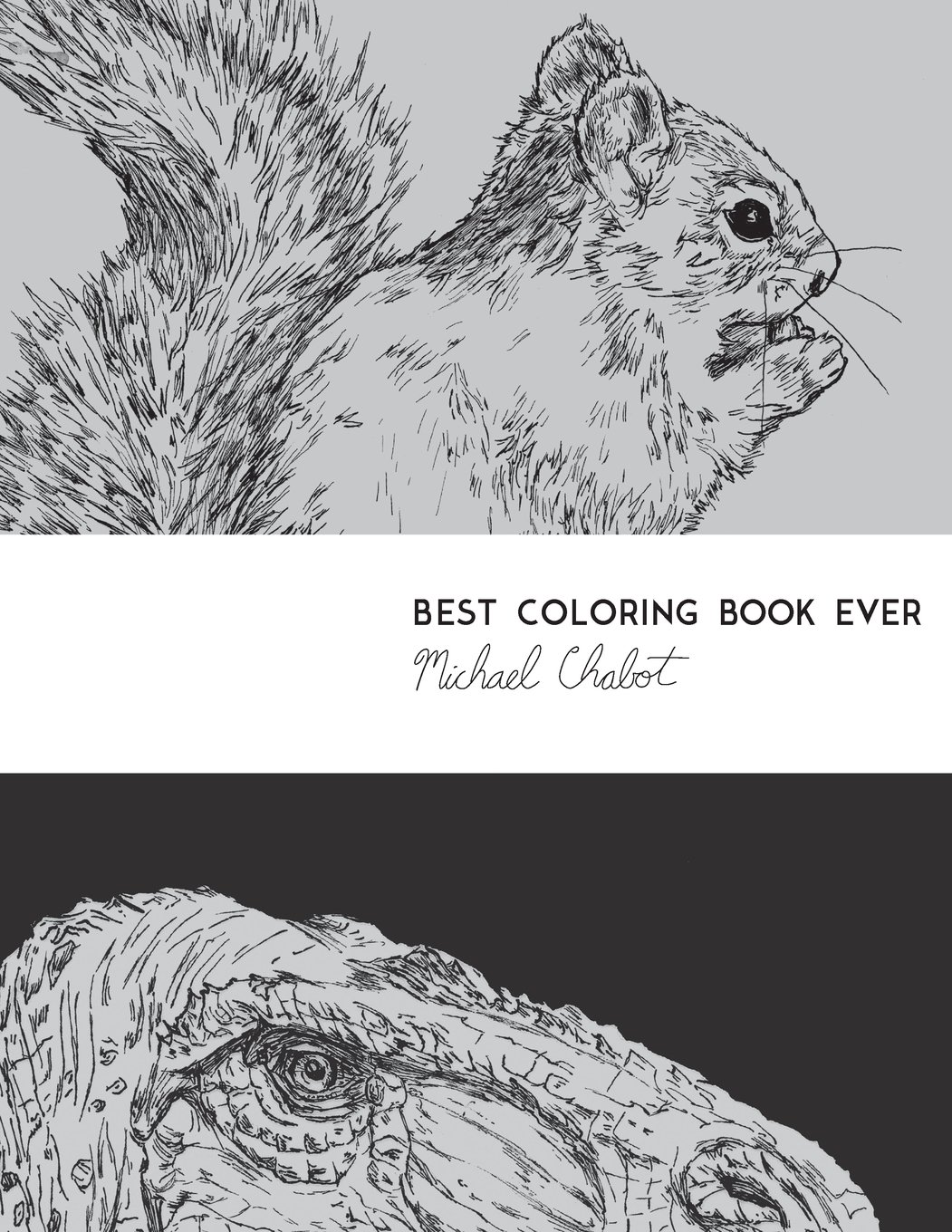 Best Coloring Book Ever!
