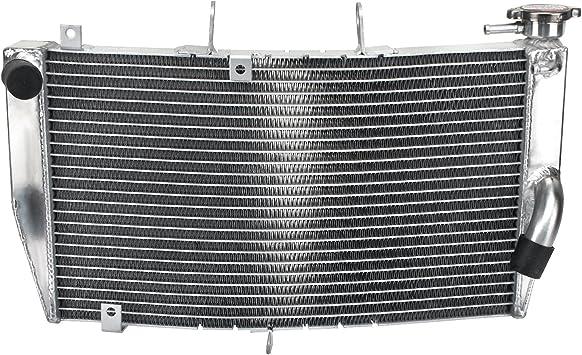 TARAZON Moto alluminio radiatori radiatore di raffreddamento motore per CB600F CB 600 F Hornet 2008 2009 2010 2011 2012 2013