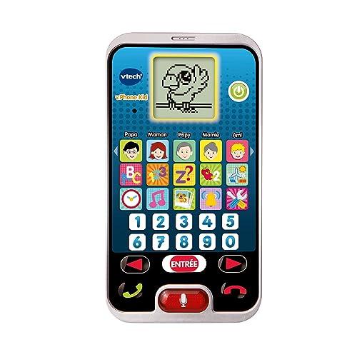 VTech - 139305 - Jeu Electronique - Smartphone V.phone Kid