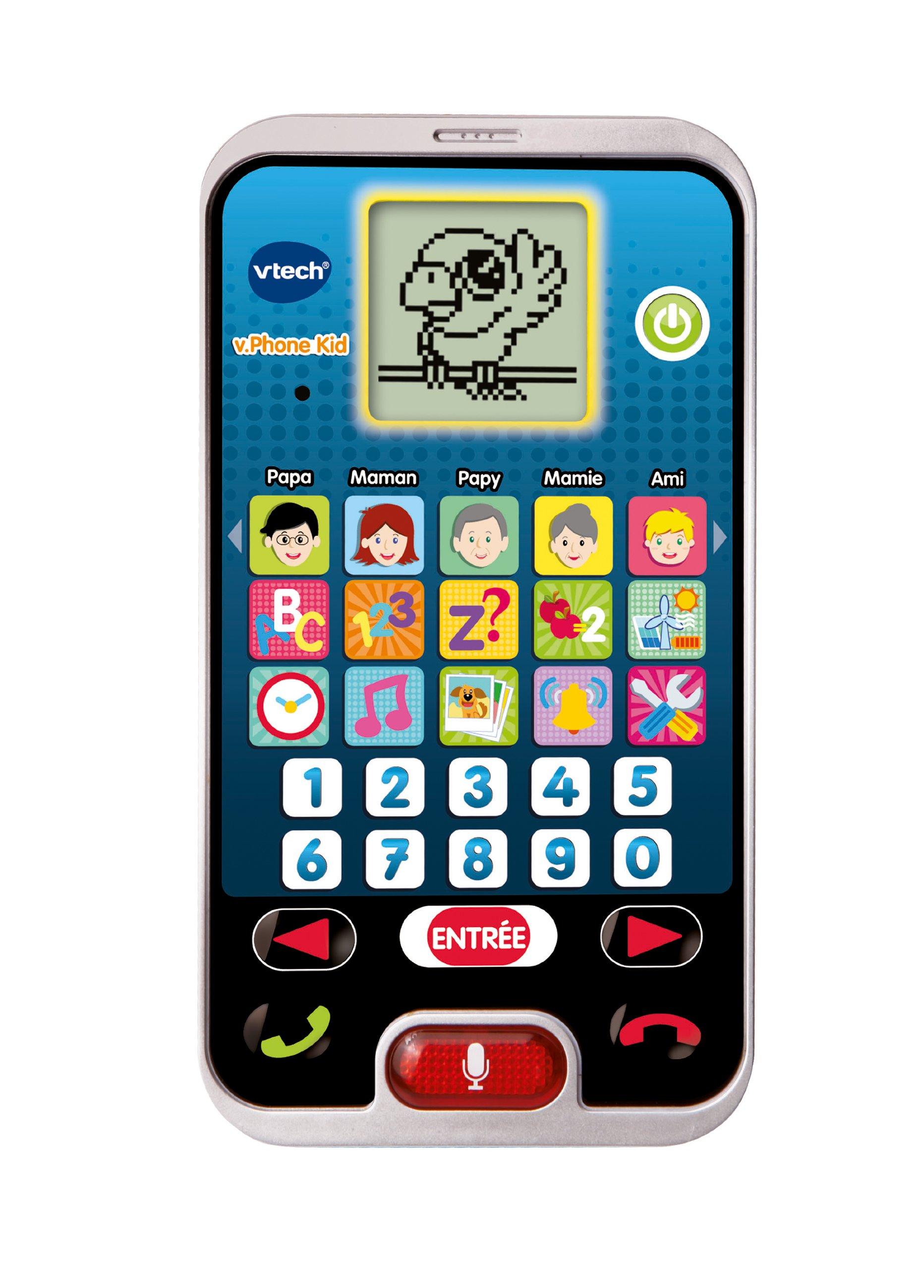 VTech Smartphone V Phone Kid, 139305 product image