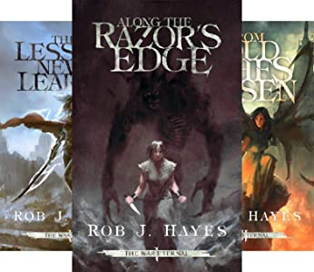 The War Eternal (3 book series) Kindle Edition