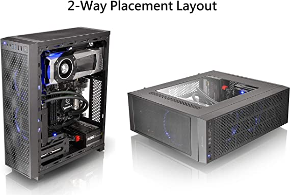 Thermaltake Core G3 ATX Slim Small Form Factor TT LCS Certified ...
