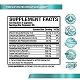 Dry-XT Water Weight Loss Diuretic Pills - Natural