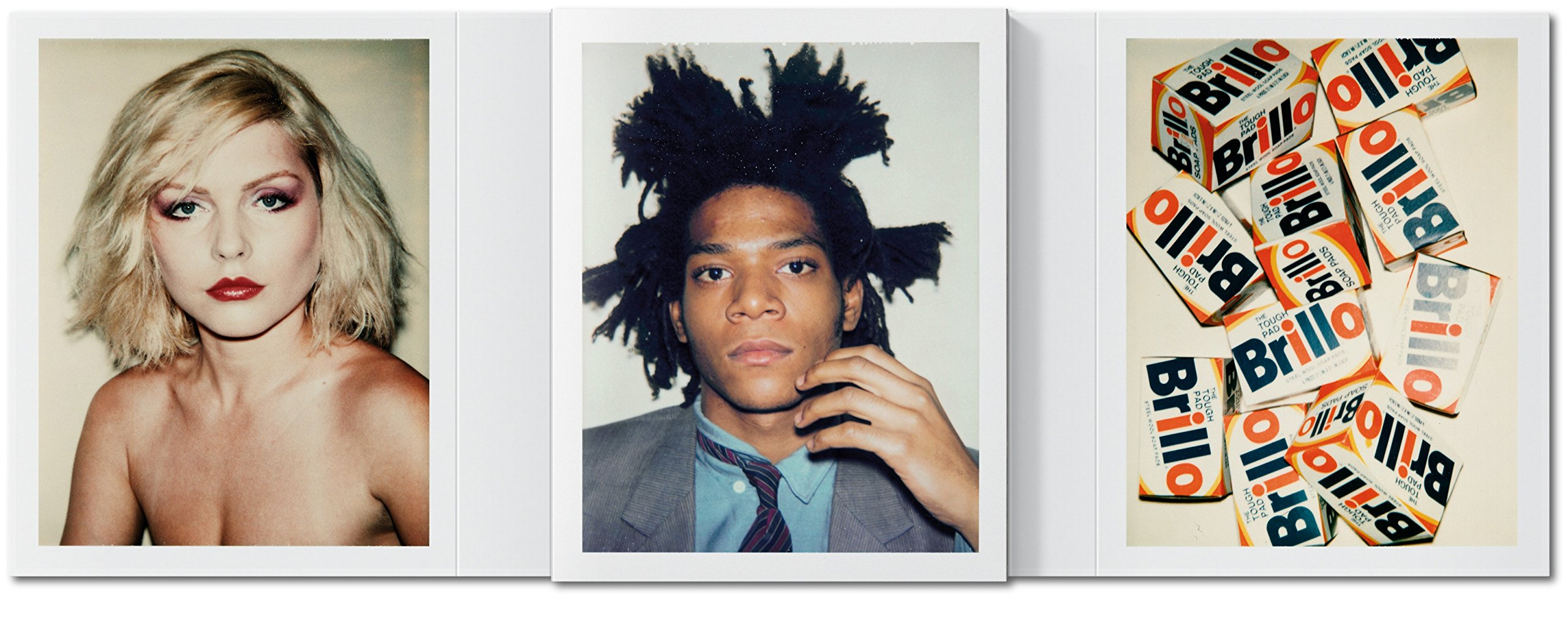 Andy Warhol Polaroids Amazonde Reuel Golden Richard B Woodward
