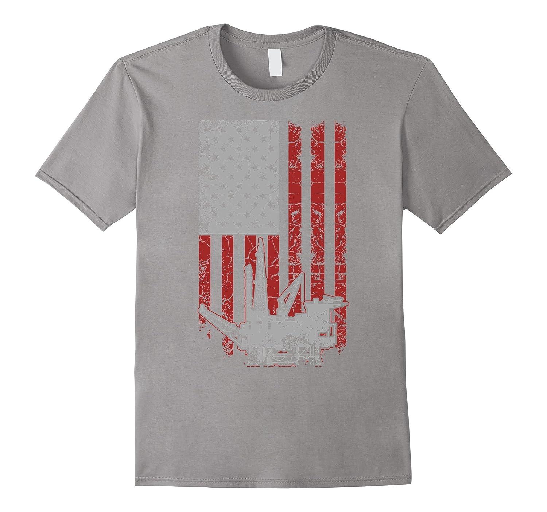 d87aaae2 Oilfield American Flag Oil Worker – Bgtee.com