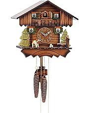 Kammerer Uhren Hekas Reloj cucú Casa de la selva negra KA 1675